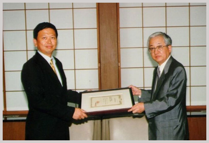 1998: Launched its initial public offering (IPO) in Tokyo, Japan