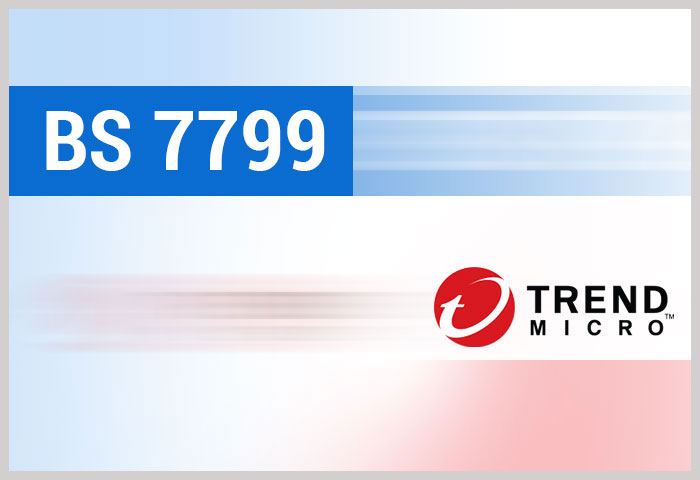 2004: Trend Micro Philippines was certified with British Standards BS7799 for information security management