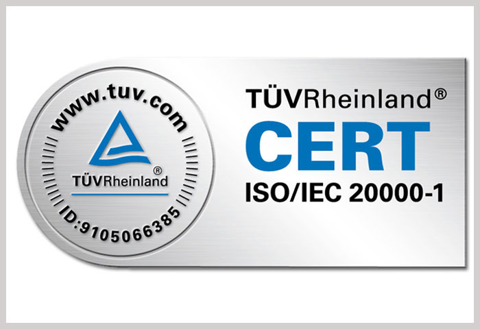 2013: Certified by the International Organization for Standardization (ISO) 27001 for its Data Center Service in Taiwan and the Philippines